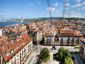 Guided and dramatised tours around Getxo