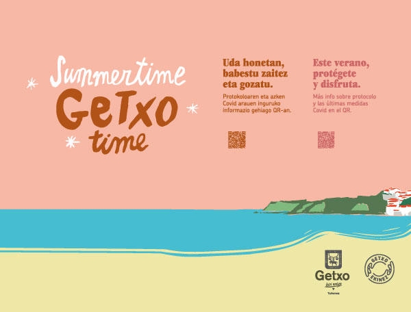 Summer Time Getxo Time